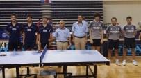 İBRAHİM GÜNDÜZ - Yalovalı Raketler Süper Ligi'n 1. Etabını Lider Tamamladı