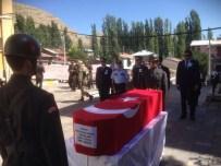 MURAT EREN - Erzurumlu Şehit Son Yolculuğuna Uğurlandı