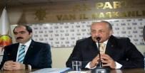 MUSTAFA KAÇMAZ - Mustafa Kaçmaz AK Parti'den Aday Adayı Oldu