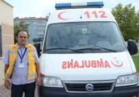 ORHAN ÖZDEMIR - Ambulans Şoförleri Böyle Yetiştiriliyor