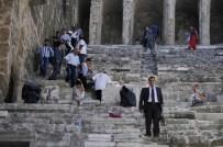 İBRAHIM BAKıR - Aspendos'da Mermer Değil, Doğal Taş Kullanılmış