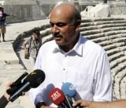 İBRAHIM BAKıR - Aspendos'ta Kullanılan Taşlar Mermer Mi ?