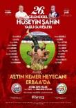 HÜSEYIN KALAYCı - Erbaa'da Güreş Heyecanı Yaşanacak