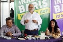 DENIZ YıLDıRıM - HDP Antalya Milletvekili Adaylarını Tanıttı
