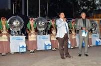MEHMET ERDEM - Köşk, Milli Piyango Çekilişine Ev Sahipliği Yaptı