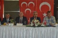 MUHARREM VARLI - Milliyetçi Hareket Partisi'nin Adana Milletvekili Adayları Tanıtıldı