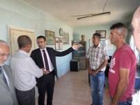 BÜYÜKKARABAĞ - Kaymakam Akpay Köy Gezilerine Devam Etti