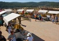 FAHRİ KONSOLOSLUĞU - Urla Nohutalan Kavun Festivali Sona Erdi