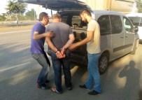 Gürcü Hırsızlar Yakalandı