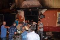 Taşköprü'de Yangın Açıklaması 2 Ölü