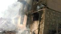 ÖMER DERECİ - Artvin'de Yangın