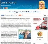 SİBEL ERASLAN - Köşe Yazarlarından ARÜ'ye Övgü