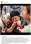 ARMAĞAN ÇAĞLAYAN - Ünlüler Sosyal Medyada Terörü Lanetledi