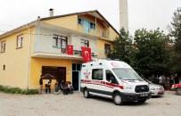 Bolu'da Şehit Polis Memurunun Evine Ateş Düştü