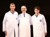 MUSTAFA FıRAT - Geleceğin Doktorları Beyaz Önlüklerini Giydi
