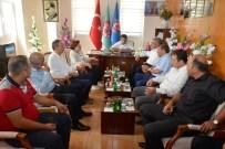 TEKSIF - AK Parti'li Sarı'dan Teksif Sendikası'na Ziyaret