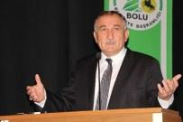 Bolu Belediye Başkanı Yılmaz'dan Teröre Sert Tepki