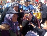Bolu'da Binlerce Kişi Şehidini Uğurladı