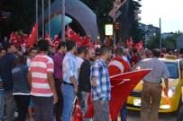 İSMAIL YıLDıRıM - Karamürsel'de Teröre Tepki