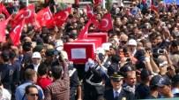 Kırıkkaleli Şehit Polisler Son Yolculuğuna Uğurlandı