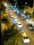 Taşköprü'de 'Teröre Tepki' Yürüyüşü