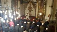 SEHER VAKTI - Binlerce Kişi Yeni Yılın İlk Sabahında Ulucami'de Buluştu