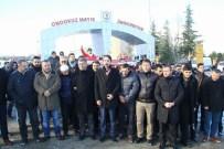 KURUPELIT - Samsun'da Yeni Yılın İlk Eylemi