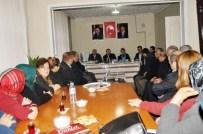 AK Parti Taşköprü'de Kaynaşma Toplantısı Düzenledi