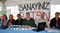 Dadan Açıklaması 'Sanayileşme Tehdidinin Çekirdeği Kimya Ve Ağır Sanayidir'