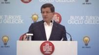 ETNİK MİLLİYETÇİLİK - Davutoğlu'ndan Operasyon Yorumu