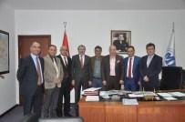 CENGİZ YAVİLİOĞLU - Egc Yönetimi Ankara'da