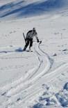KAYAK SEZONU - Elazığ'da Kayak Keyfi Başladı