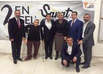 ERDAL BEŞİKÇİOĞLU - 'Aydan Bol' Jüri Ödülü Eş Başkan Dağkarın'a Verildi