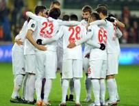MERT ÖNER - Eskişehirspor'un Yüzü Kupada Da Gülmedi