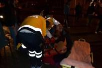 YALAN BEYAN - İki Kişinin Yaralandığı Trafik Kazasında Şoför Muamması Yaşandı