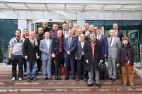 GAZETECILER GÜNÜ - Vali Karahan Gazetecilerle Kahvaltıda Bir Araya Geldi