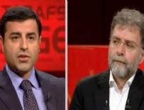 DOĞAN GRUBU - Ahmet Hakan'dan Demirtaş'a AK Parti cevabı