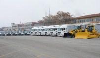 Altındağ'da Araç Filosu Daha Da Güçlendi