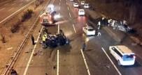 Başkent'te Feci Trafik Kazası Açıklaması 3 Ölü