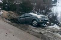 Gizli Buzlanma Beraberinde Kazayı Getirdi Açıklaması 7 Yaralı