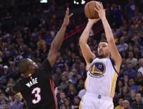 NBA - Golden State seriye bağladı