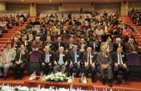 SÜRÜ YÖNETİMİ - Rektörü Prof. Dr. Güvenç, Gaziosmanpaşa Üniversitesi'nde Konferans Verdi