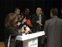ÖMER FARUK EMİNAĞAOĞLU - CHP kongresi karıştı