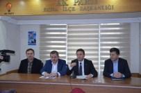 HÜSEYIN ANLAYAN - Fatsa'da Bayır Bucak Türkmenleri İçin Yardım Seferberliği