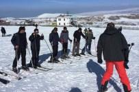 KAYAK SEZONU - Öğrencilerin Kayak Keyfi