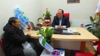 EKREM YAVAŞ - Sındırgı'da Belediyesi'nde Hasan Daşkafa Başarılı Başkan Yardımcısı Oldu