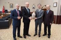 Turgutlu'dan Rektör Çelebi'ye Ziyaret