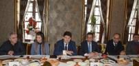 CENGİZ YAVİLİOĞLU - AK Parti İl Başkanı Yeşilyurt Basın Mensupları İle Kahvaltıda Buluştu