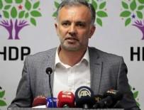 AYHAN BİLGEN - HDP yine PKK'nın sözcülüğünü yaptı!