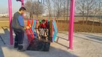 Kartepe'de Engelli Salıncakları Yaygınlaşıyor